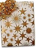 24'' X 100' #x6362 Stargaze - Gift Wrap Christmas