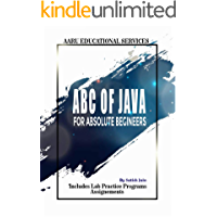 ABC OF JAVA-FOR BEGINNERS