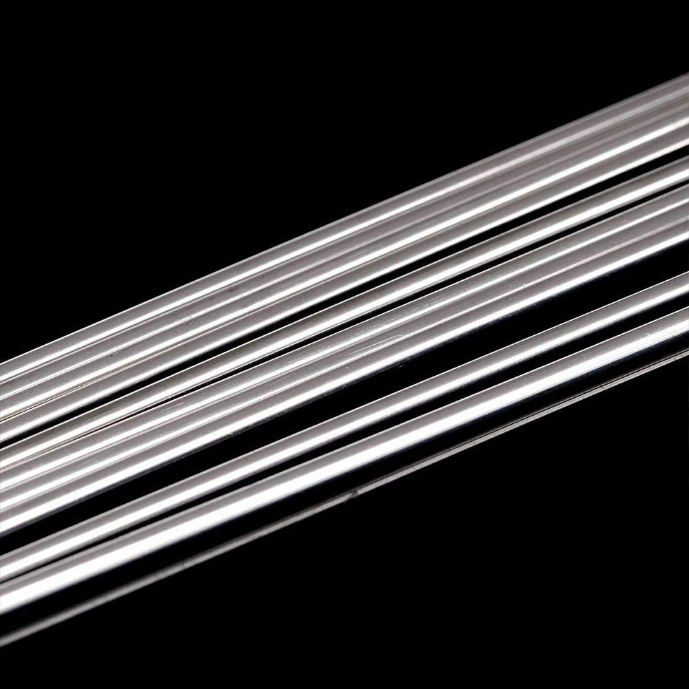 Honsin 10 /Él/éments Simple Melt Welding Rods 1,6 mm X 45 cm Basse Temp/érature Pas Notwendigkeit L/ötpulver