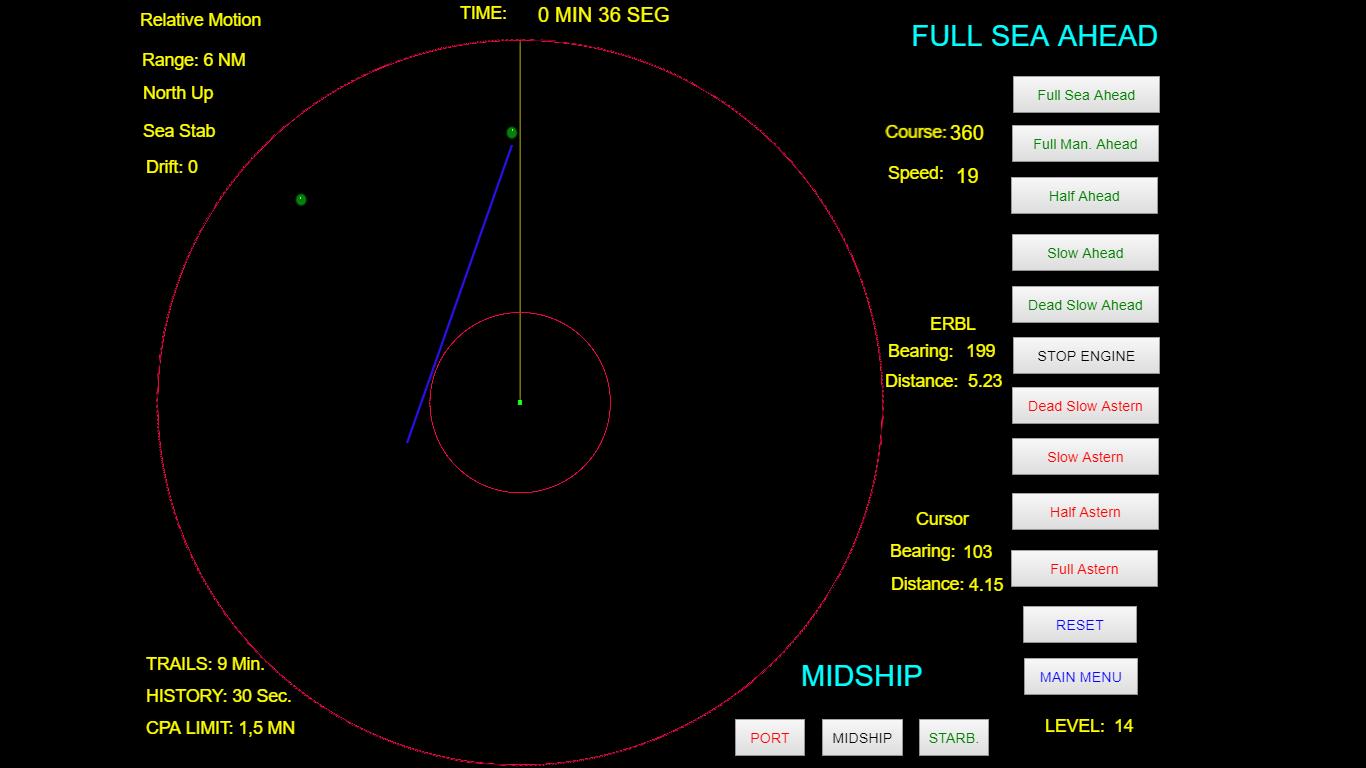 Cinematic Radar Simulator [Download]