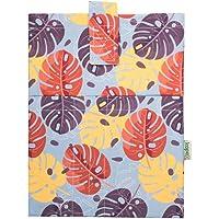 Kapax Mona Tropik Desenli 20X25 Kitap Kılıfı 118