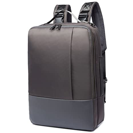 Pinkpum Mochila para Portátiles Negocio Backpack para Ordenador Bolsa Bandolera 20L Diario Estudio para Hombre Mujer