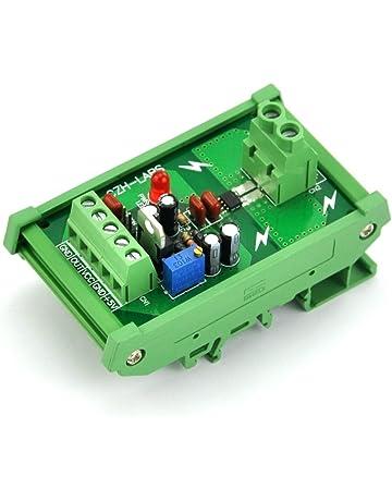 50//100//150Amp AC DC Current Sensor Module ACS758 DIN Rail or Panel Mount