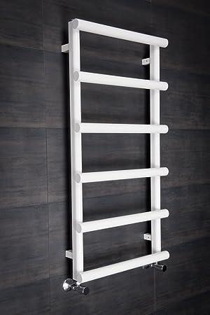 sche serviettes eau chaude 309w 988 x 500mm design blanc radiateur - Radiateur Salle De Bain Chauffage Central