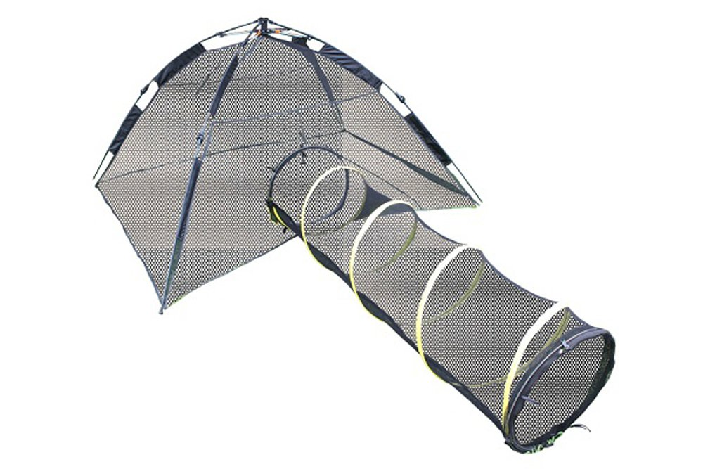Outback Jack Cat Enclosures For Indoor Cats - Portable Tent, Tunnel, and Playhouse