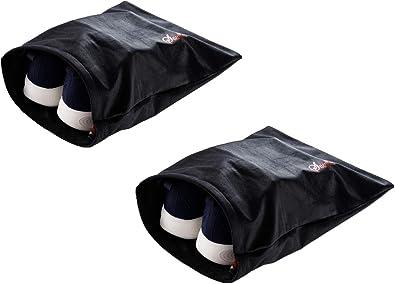Shoe Bag Thick Polyester Travel Shoe Bag Sport Pouch Storage Portable Tote Drawstring Storage Bag Organizer Covers 4
