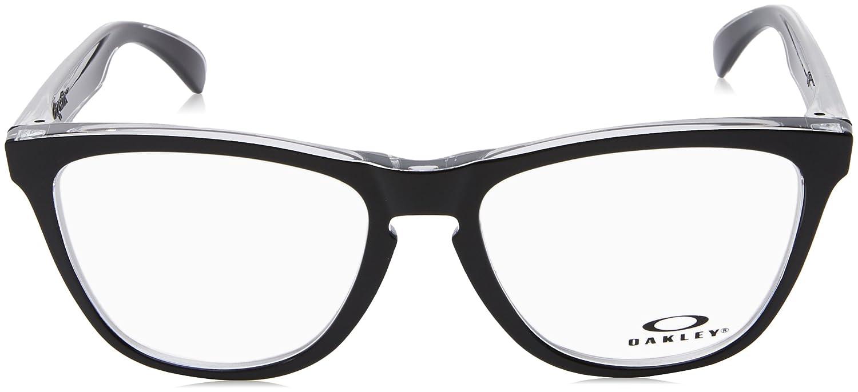 ca1e351fc6 Amazon.com  OAKLEY OX8131 - 813104 RX FROGSKIN Eyeglasses 54mm  Clothing