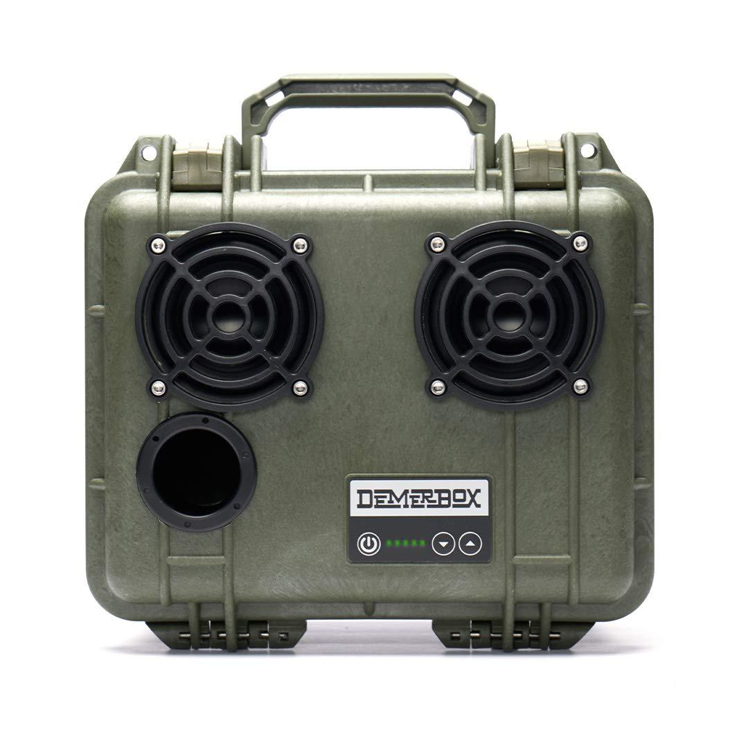 DemerBox Ultimate Outdoor Bluetooth Speaker