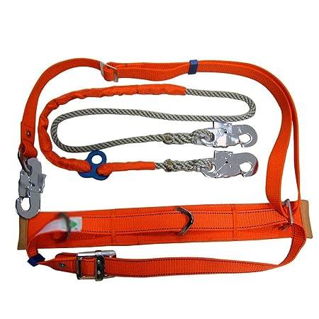 YUKILO - Arnés de Seguridad de una Sola Cintura para Electricista ...