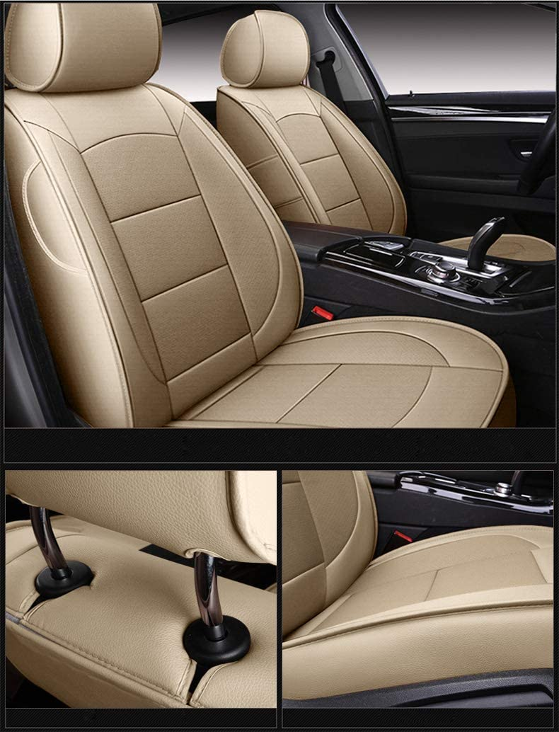 2014-2018 Cherokee 40//60 Split Second Row, Orange OASIS AUTO 2014-2018 Jeep Cherokee Custom Fit PU Leather Seat Cover Compatible with 2014-2015-2016-2017-2018 Jeep Cherokee
