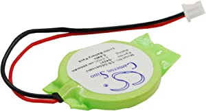 200mAh Battery Replacement for DELL Inspiron 9200, Inspiron 9300, Inspiron 9400, Latitude D500, Latitude D505, P/N 0G4221, 3E158, 3R459, G4221