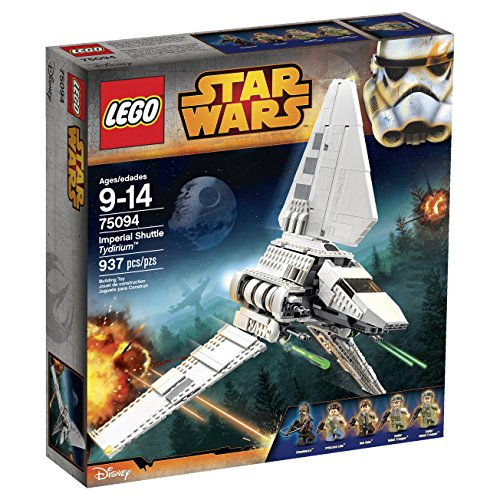 LEGO Star Wars Imperial Shuttle Tydirium 75094 Building Kit (Legos Star Wars Imperial Shuttle)