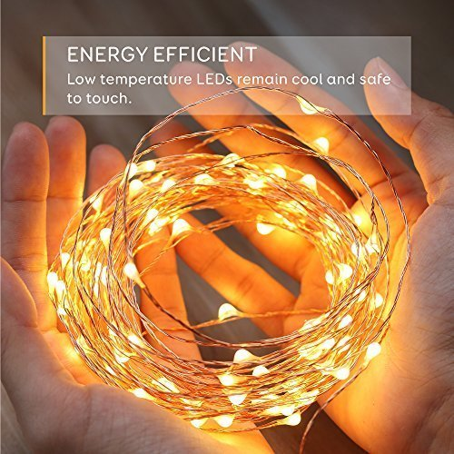 Eufy Starlit String Light Indoor and Outdoor Dimmable Warm - Import It All