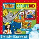 Benjamin Blümchen: Berufebox | Elfie Donnelly,Ulli Herzog,Klaus-Peter Weigand