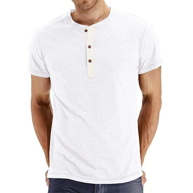 Camiseta para Hombre ZARLLE Camisetas de Impresión para