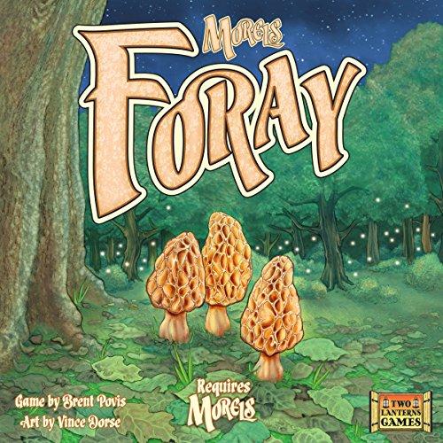 Morels Foray (Morels Card Game)