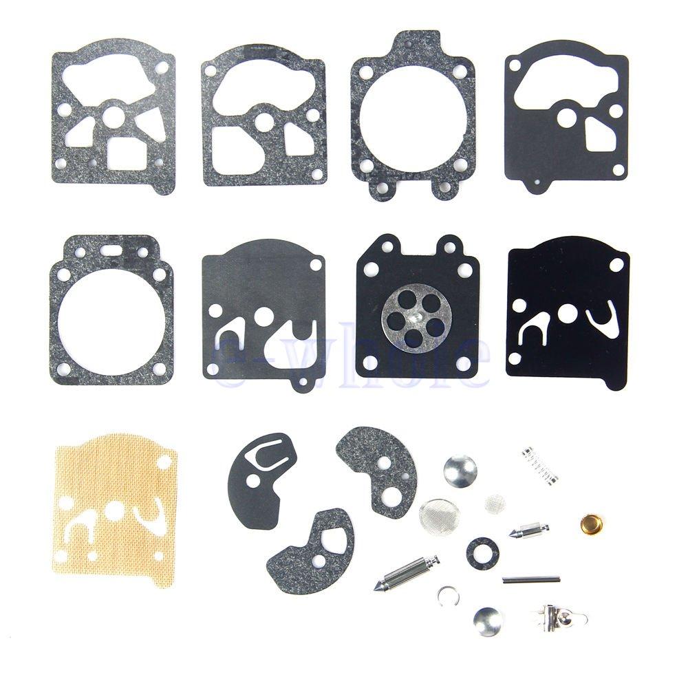 Hi-elec Gaohou® Kit di riparazione per carburatori, guarnizione diaframma di ricambio HG2571