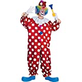 Rubie's Costume Haunted House Collection Dotted Clown Costume