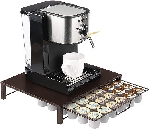 Soporte para cápsulas de café, cajón, K-Cup, mesa de café, soporte ...