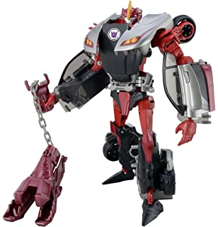 Transformers Prime Beast Hunters Knock Out DLX Class 100/% Complete