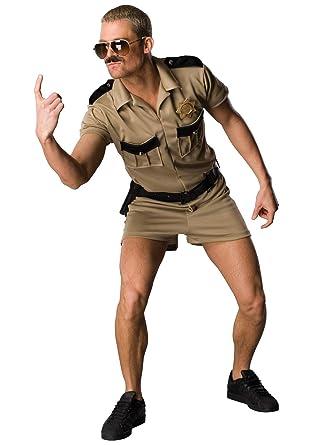 Reno 911 Halloween Costume.Rubie S Men S Reno 911 Lt Dangle Costume