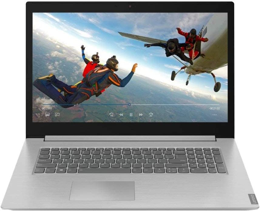 2020 Newest Lenovo High-Performance PC laptop IdeaPad L340: 17.3 HD+ Display, AMD Ryzen 3-3200 Processor, 8GB Ram, 128GB SSD, AMD Radeon Vega 3, Wifi, Bluetooth, DVDRW, USB-C, HDMI, Dolby Audio, Win10
