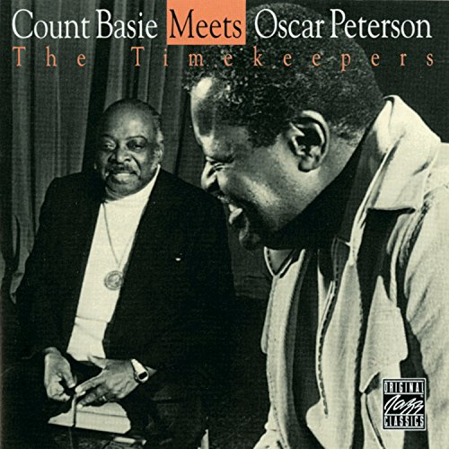 B01LXL15M8 on oscar peterson the timekeepers