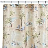 Croscill South Sea Breeze Shower Curtain