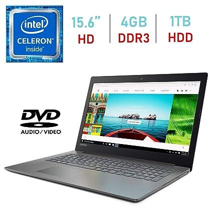 Lenovo IdeaPad 320 15.6-inch HD Anti-Glare (1366x768) Display Laptop PC