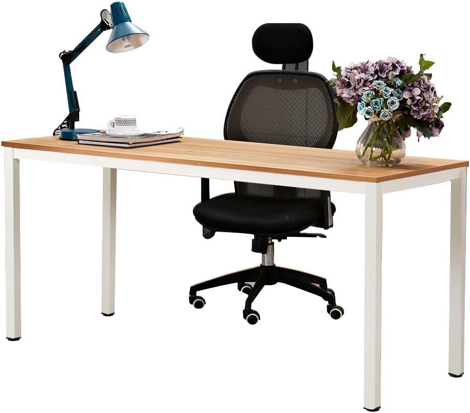 Need Escritorios 160x60cm Mesa de Ordenador Escritorio de Oficina ...