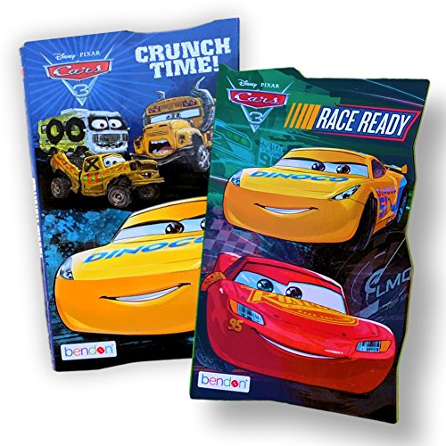 (Disney Baby Toddler Board Books - Set of 2 (Disney Cars Board Books))