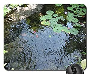 Indoor Botanical Garden 04 Mouse Pad, Mousepad (Flowers Mouse Pad, Watercolor style)