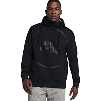 e32733beabe7 Amazon.com   Nike Air Men s Pullover Fleece Hoodie   Clothing