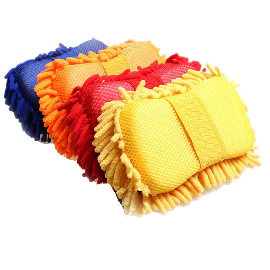 Etuoji Car Wash Sponge Gloves Cleaning Coral Sponge Block Car Cleaning Tool Sponges /& Mitts