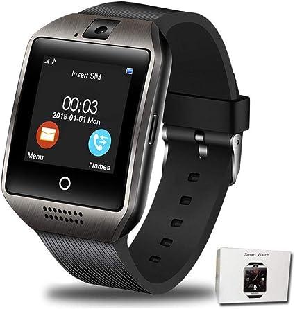 Amazon.com: Suitable forMen Sport Smart Watch Bluetooth ...