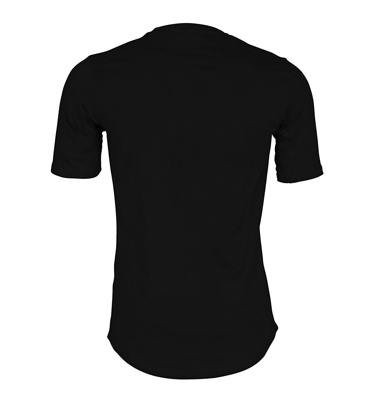 BALR Brand Shirt Black and Gold