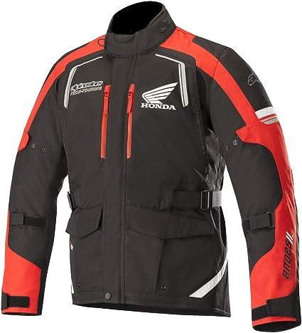 Alpinestars Honda Andes v2 Drystar Veste en textile Noir//rouge M