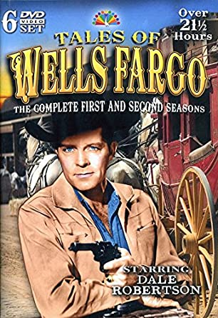 Tales of Wells Fargo: First and Second Seasons