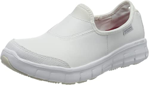 Skechers Women's Sure Track Health Care Professional Shoe: Amazon.co.uk:  Shoes & Bags