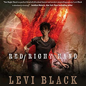 Red Right Hand Audiobook