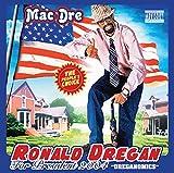 Ronald Dregan - Dreganomics (Red, White & Blue Vinyl)(X)