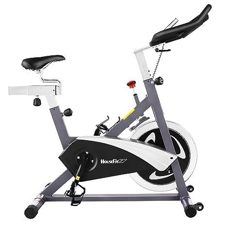 HOUSEFIT Bicicleta estática de Ciclismo para Interiores con ...