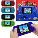 Portable Handheld Video Game System with 150+ Games