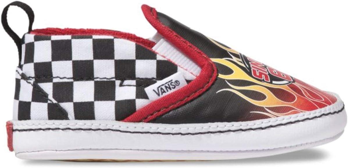 crib shoes vans