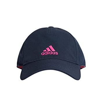 purchase cheap 78b7f e0130 adidas ClimaLite C40 5 Panel Cap, Unisex, DJ1010, Legend Ink Shock Pink