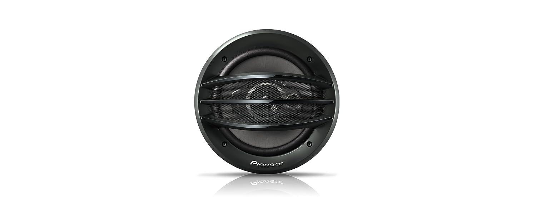Pioneer TS-A2013i Haut parleur Auto 80 W Noir Enceinte auto