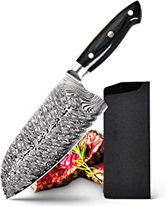 Meat Cleaver Knife 7