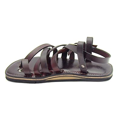 Sandals style C - Womens Leather Sandals