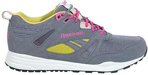 910f3bc8caf9 Reebok Ventilator Seasonal Outdoor Mens Classic Shoe 9 Shark Vital  Green Charged Pink