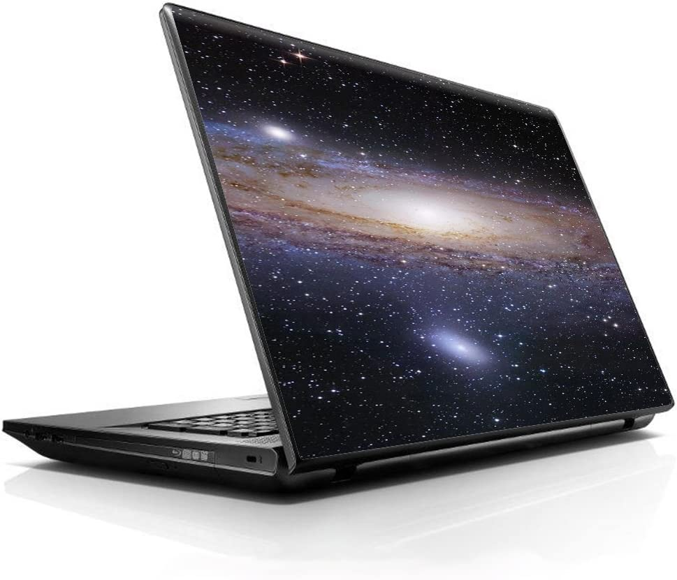 """15 15.6 inch Laptop Notebook Skin Vinyl Sticker Cover Decal Fits 13.3"""" 14"""" 15.6"""" 16"""" HP Lenovo Apple Mac Dell Compaq Asus Acer/Solar System Milky Way"""